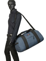 Reistas Authentic Luggage Eastpak Blauw authentic luggage Station: K070-vue-porte