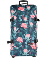 Soepele Reiskoffer Pbg Authentic Luggage Eastpak Blauw pbg authentic luggage PBGK63L