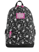 Rugzak 1 Compartiment Superdry Zwart backpack woomen W9100014