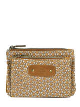 Portemonnee Mila louise Zwart accessoires 23690BY