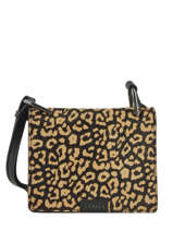 Cross Body Tas Jungle Etrier Zwart jungle EJUL04