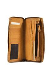 Portefeuille Leder Biba Geel accessoires BT10-vue-porte