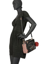 Cross Body Tas Couture Anekke Zwart couture 29882-75-vue-porte