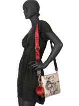 Cross Body Tas Couture Anekke Beige couture 29882-59-vue-porte