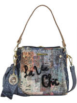 Cross Body Tas Couture Anekke Blauw couture 29885-32