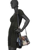 Cross Body Tas Couture Anekke Blauw couture 29885-32-vue-porte