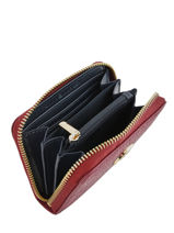 Portemonnee Th Core Tommy hilfiger Rood th core AW07366-vue-porte