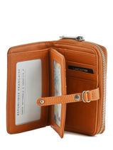 Portefeuille Leder Lancaster Bruin soft vintage nova 120-60-vue-porte