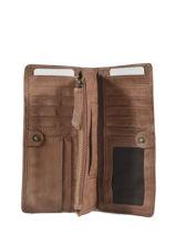 Portefeuille Heritage Leder Biba Bruin accessoires MIL5L-vue-porte