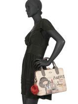 Handtas Couture Anekke Beige couture 29881-48-vue-porte