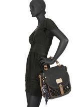 Cross Body Tas Couture Anekke Zwart couture 29885-01-vue-porte