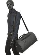 Reistas Voor Cabine Coated Canvas Tommy hilfiger Zwart coated canvas AM05040-vue-porte