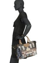 Handtas Couture Anekke Zwart couture 29881-52-vue-porte