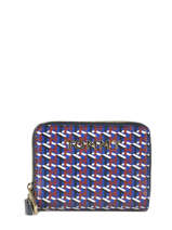 Portefeuille Iconic Tommy Tommy hilfiger Zwart iconic tommy AW07575