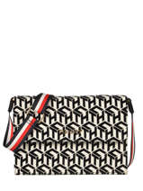 Cross Body Tas Tommy Party Tommy hilfiger Zwart tommy party AW07818