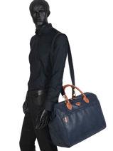 Handbagage Reistas Uppsala Jump Blauw uppsala 4462NU-vue-porte