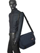 Messenger Tas Delegate+ Eastpak Blauw authentic K26E-vue-porte