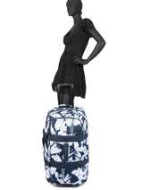 Reistas Op Wieltjes In The Clouds Roxy Zwart luggage RJBL3192-vue-porte