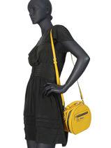 Cross Body Tas Couture Miniprix Geel couture HJ1735-vue-porte