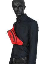 Heuptasje Superdry Rood accessories M9110042-vue-porte