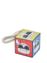 Sleutelhanger K Kube Karl lagerfeld Zwart accessoires 201W3810-vue-porte