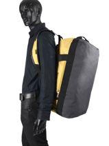 Reistas Luggage Quiksilver Geel luggage QYBL3185-vue-porte