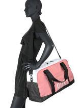 Reistas Voor Cabine Luggage Roxy Roze luggage RJBP4204-vue-porte