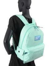 Rugzak 1 Compartiment Superdry backpack woomen W9110052-vue-porte