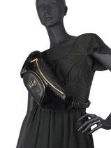 Heuptasje Cool Met Imitatiebont Liu jo Zwart cool AF0026-vue-porte