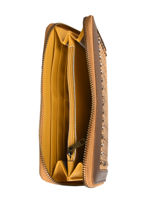 Portefeuille Authentic Torrow Geel authentic TAUT91-vue-porte