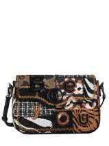 Cross Body Tas New 1968 Desigual Veelkleurig new 1968 20WAXA99