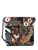 Cross Body Tas New 1968 Desigual Veelkleurig new 1968 20WAXAB9