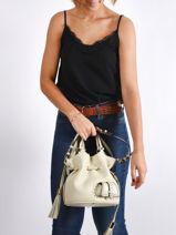 Bucket Bag S Premier Flirt Leder Lancel premier flirt A10109-vue-porte