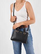 Handtas Couture Miniprix Zwart couture R1550-vue-porte