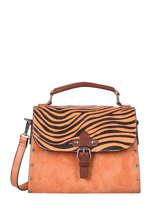 Handtas Mary Miniprix Oranje mary MD5031