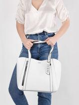Shoppingtas Naya Guess Wit naya VY788123-vue-porte