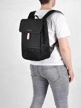 """Rugzak Business Pc15"""" Kapten and son backpack FYN-vue-porte"""