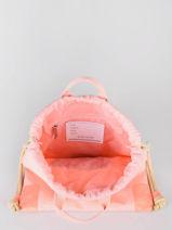 Sporttas City Bag Girl Jeune premier Roze daydream girls G-vue-porte