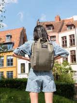 Business Rugzak Nara Ecoalf Groen backpack NARA