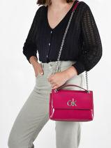 Cross Body Tas Sportswear Calvin klein jeans sportswear K608317-vue-porte