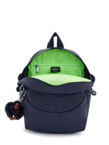 Rugzak Mini Kipling Zwart back to school - 00014989-vue-porte