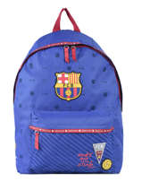 Rugzak 1 Compartiment Fc barcelone Groen we are 490-8119