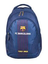Rugzak 2 Compartimenten Fc barcelone Blauw fc barcelona BARCELON