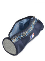 Pennenzak 1 Compartiment Mlb/new-york yankees Blauw swag MNF10003-vue-porte