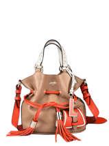 Bucket Bag S Premier Flirt Leder Lancel Veelkleurig premier flirt A10530