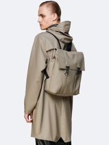 Rugzak Rains backpack 1357-vue-porte