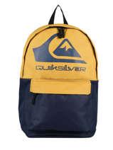 Rugzak 1 Compartiment Quiksilver Zwart accessories QYBP3113