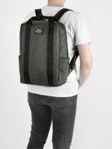 Business Rugzak Nara Ecoalf backpack NARA-vue-porte