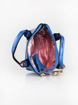 Portemonnee Miniprix Zwart lock Y2105-vue-porte
