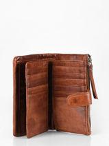Portefeuille Leder Biba Bruin accessoires LAK3L-vue-porte